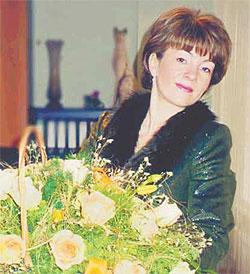 Нина Гинтова