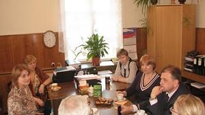 Встреча с представителями Администрации города Великие Луки