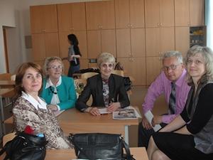 Встреча в гимназии Великие Луки