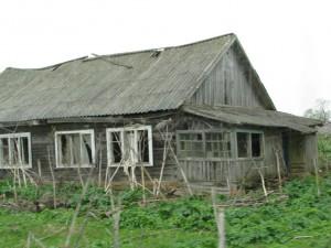 Брошенные дома Селижаровский район