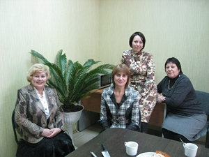 Встреча в Фонде