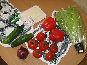 Приготовим ингредиенты