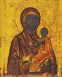 Торопецкая икона Богоматери