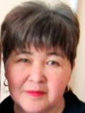Исина Багдад Жакслыковна
